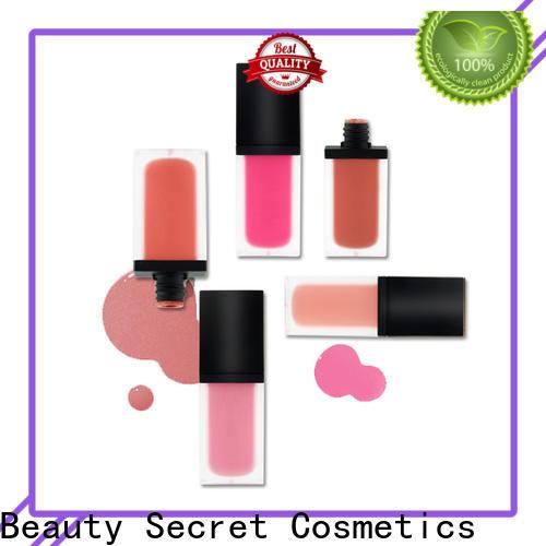 Beauty Secret Cosmetics cosmetic blusher kit private label wholesale