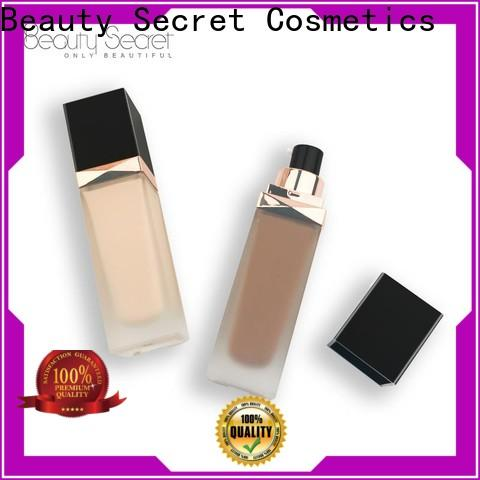 Beauty Secret Cosmetics cosmetic makeup foundation private label for beauty