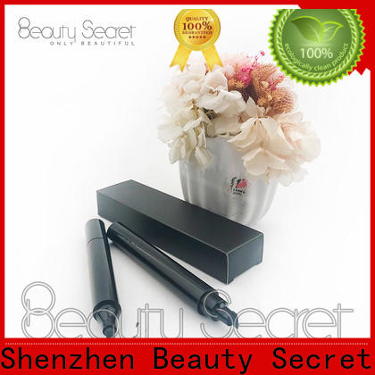 Beauty Secret Cosmetics waterproof black eyeliner stamp for makeup