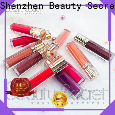 long lasting moisturizing lip gloss manufacturer for sale