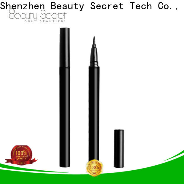 Beauty Secret Cosmetics organic black eyeliner eyeliner for makeup