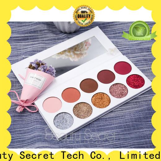 Beauty Secret Cosmetics good eyeshadow palettes powder fast delivery