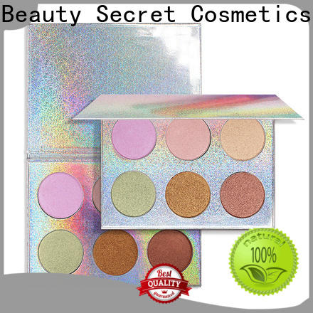 Beauty Secret Cosmetics colors face highlighter spray for beauty