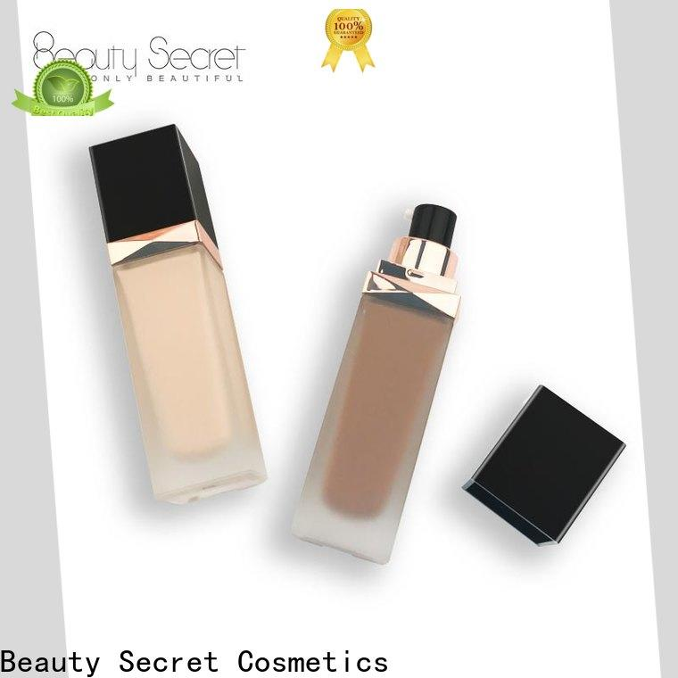 Beauty Secret Cosmetics foundation cosmetics private label for sale