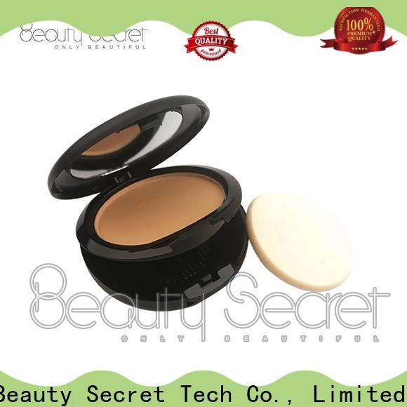 long lasting liquid foundation with mirror for beauty