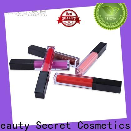Beauty Secret Cosmetics no logo bulk lipstick private label for sale