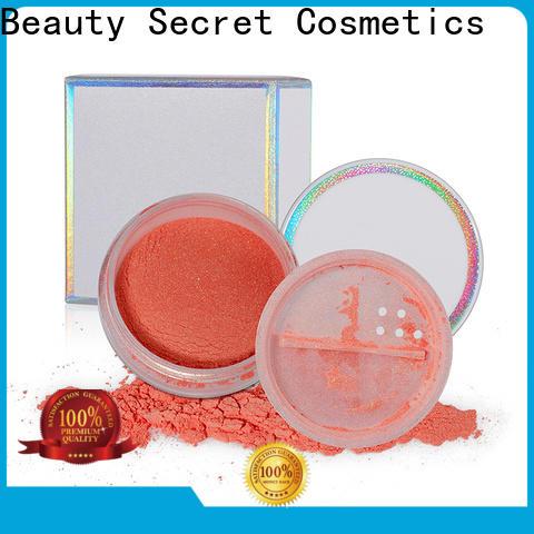 logo natural highlighter setting for beauty