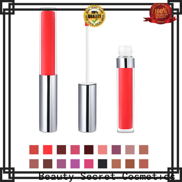 Beauty Secret Cosmetics ladies lipstick tube for women