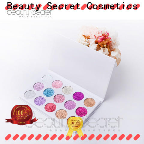 wet new eyeshadow palettes with mirror for ladies