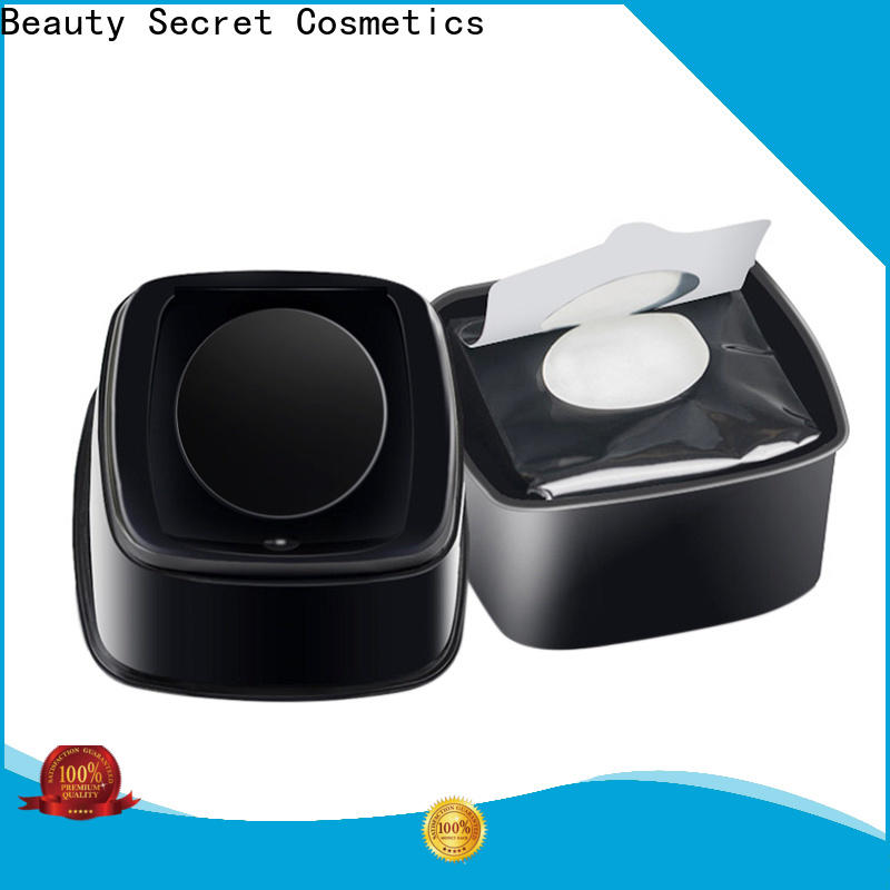 Beauty Secret Cosmetics makeup remover wipe manufacturer wholesale
