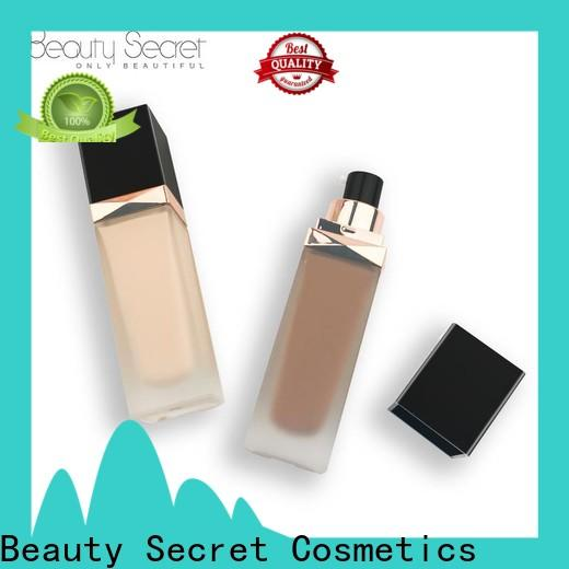 Beauty Secret Cosmetics makeup foundation private label for beauty