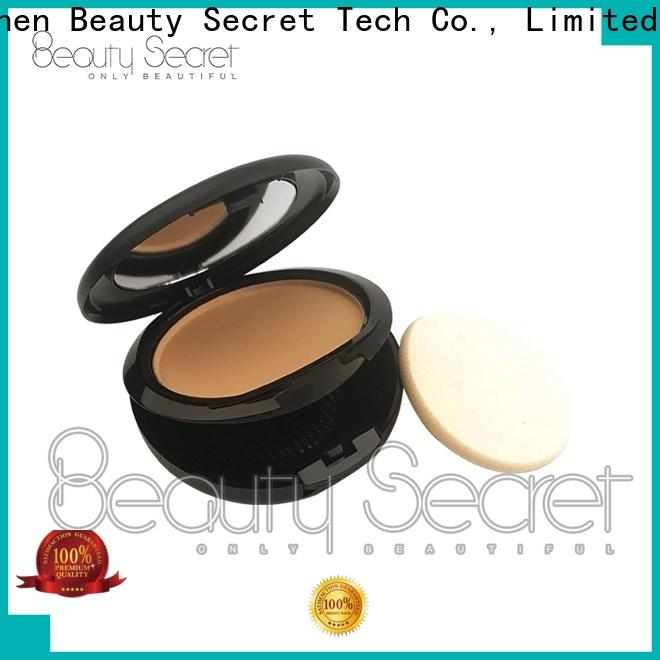 oem foundation cosmetics with mirror for sale