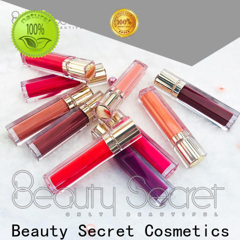 natural moisturizing lip gloss with your own logo for sale