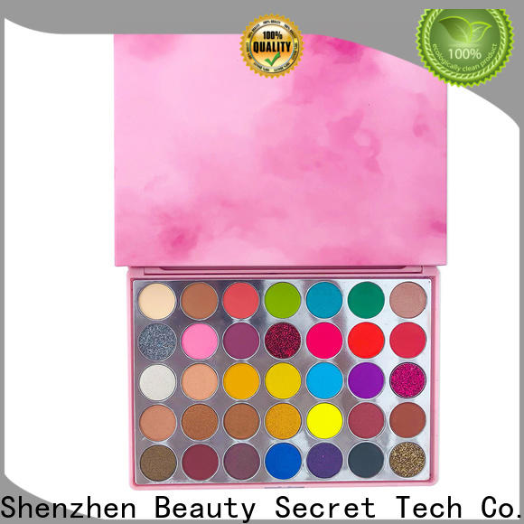 free good eyeshadow palettes with mirror for sale