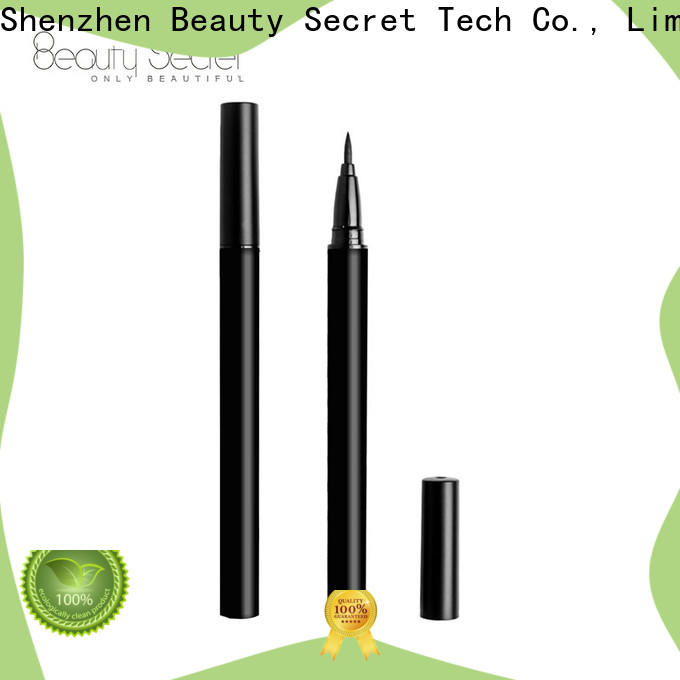 Beauty Secret Cosmetics liquid eyeliner private label for makeup