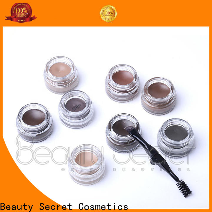 Beauty Secret Cosmetics eyebrow gel tint contour for women