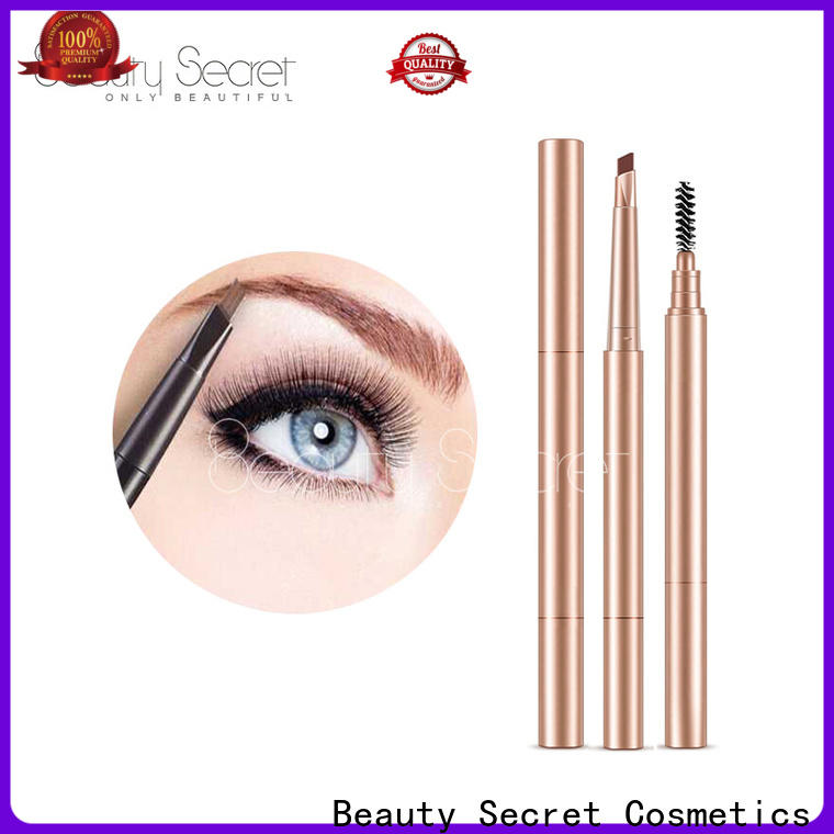 Beauty Secret Cosmetics eyebrow gel stamp powder for women
