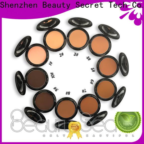 Beauty Secret Cosmetics long lasting liquid foundation private label for makeup