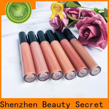 Beauty Secret Cosmetics wholesale lipstick packaging for women