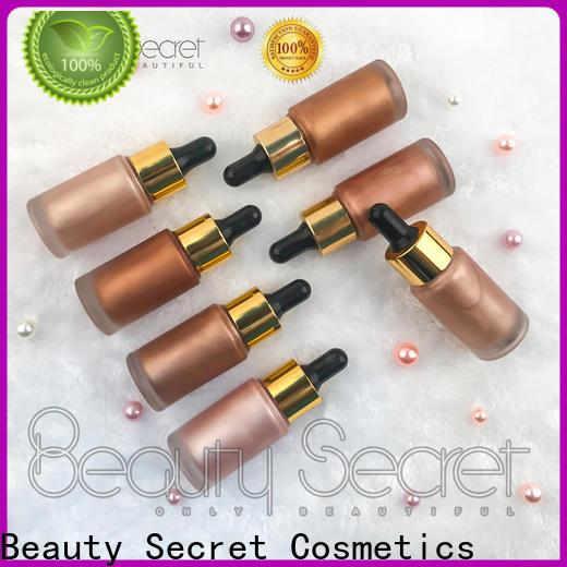 Beauty Secret Cosmetics logo face highlighter stick for sale