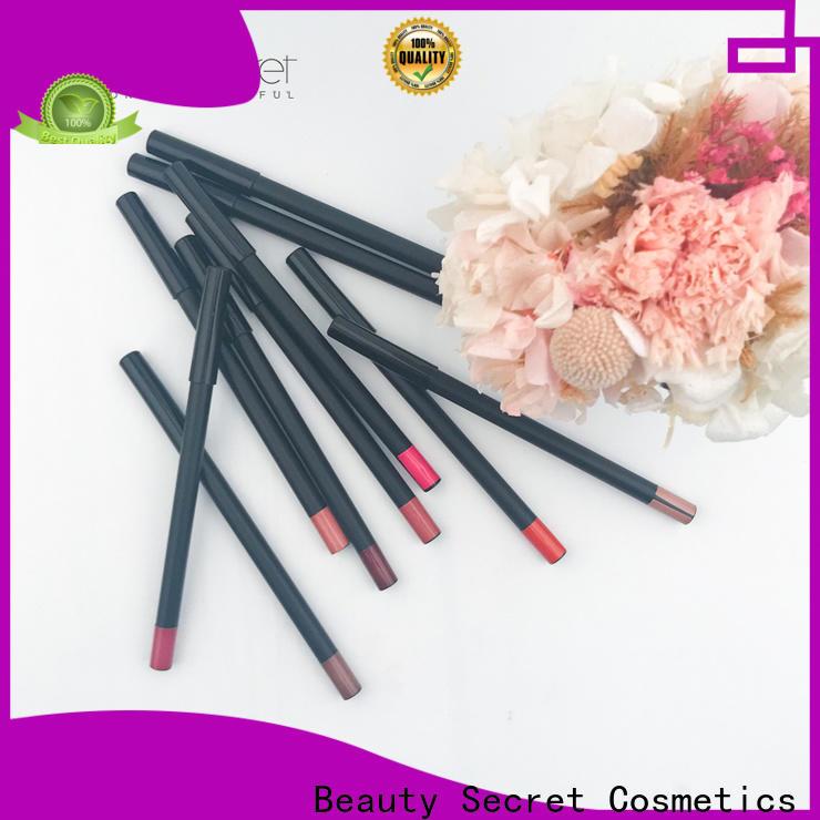 Beauty Secret Cosmetics makeup cruelty free lipstick making pencil for sale