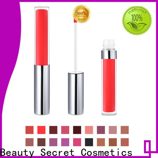 Beauty Secret Cosmetics magnetic lipstick making manufacturer for ladies