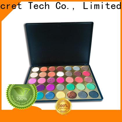 Beauty Secret Cosmetics high pigmented wholesale eyeshadow powder for ladies