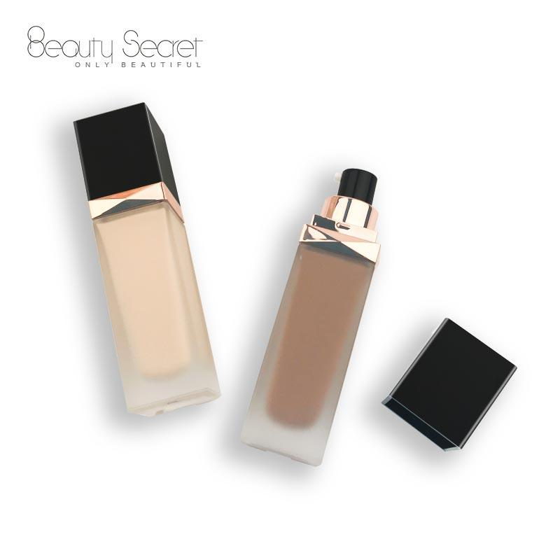 OEM waterproof organic makeup liquid foundation makeup