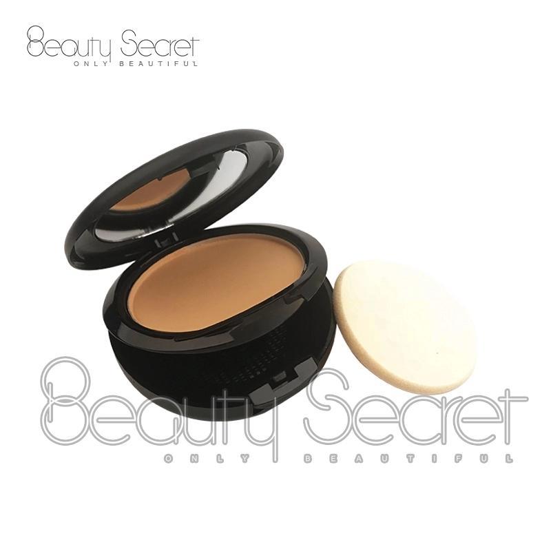 Private label pressed foundation makeup single powder foundation