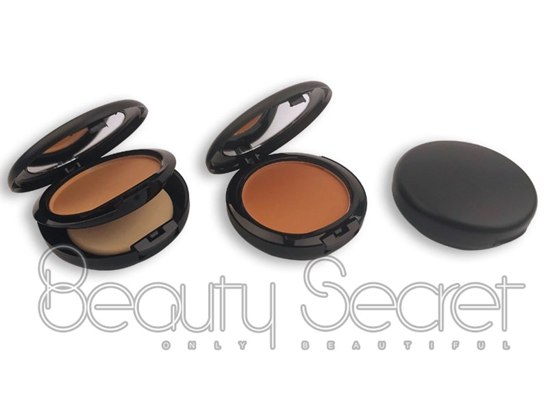 Beauty Secret Cosmetics oem liquid foundation with mirror for makeup-4