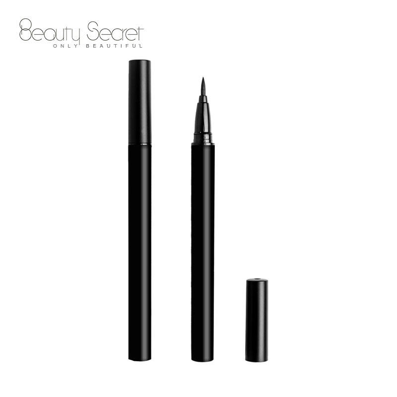 Black eyeliner private label beauty makeup liquid  eyeliner pencil