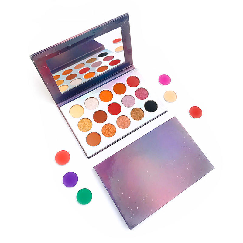 Beauty Secret Cosmetics opens new eye shadow palette custom mode