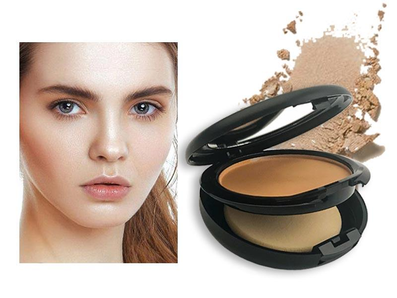 Beauty Secret Cosmetics oem liquid foundation with mirror for makeup-3