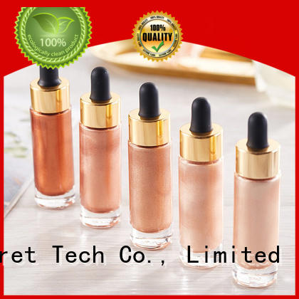 Beauty Secret Cosmetics colors highlighter makeup setting for makeup