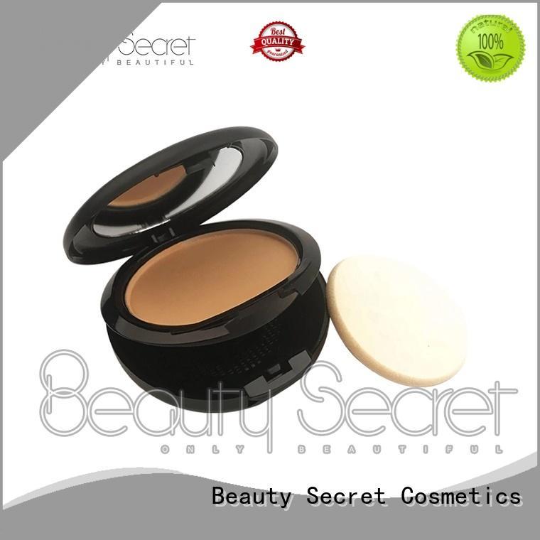 Beauty Secret Cosmetics foundation makeup natural foundation makeup private label wholesale