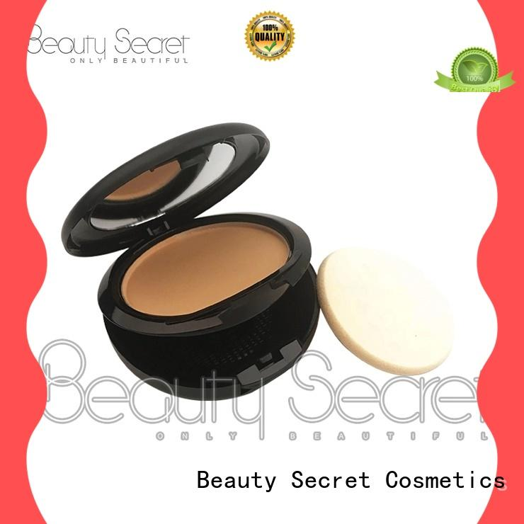 Beauty Secret Cosmetics oem face foundation makeup private label for makeup