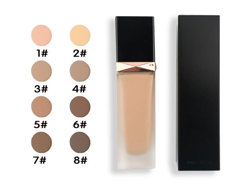 Beauty Secret Cosmetics full coverage foundation cosmetics with mirror for makeup-2