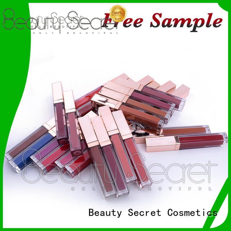 liquid matte liquid lipstick packaging for ladies