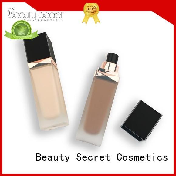 customized foundation cosmetics elegant for makeup Beauty Secret Cosmetics