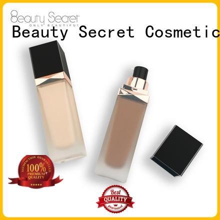 OEM waterproof organic makeup liquid foundation makeup