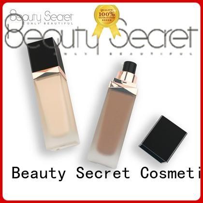 Beauty Secret Cosmetics makeup foundation private label for makeup