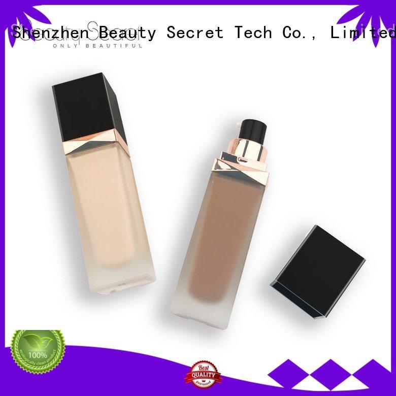 Beauty Secret Cosmetics foundation makeup organic foundation makeup concealer wholesale