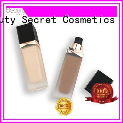 single mineral foundation coverage Beauty Secret Cosmetics Brand