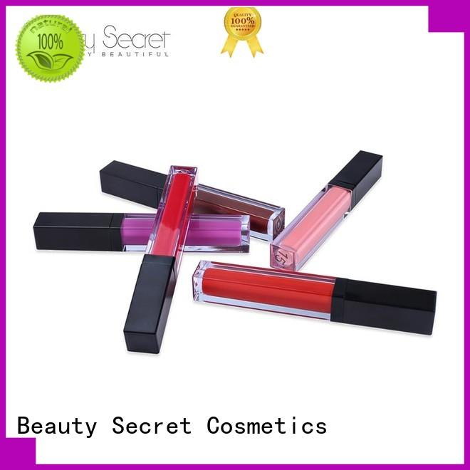 lipstick liquid matte high quality for sale Beauty Secret Cosmetics