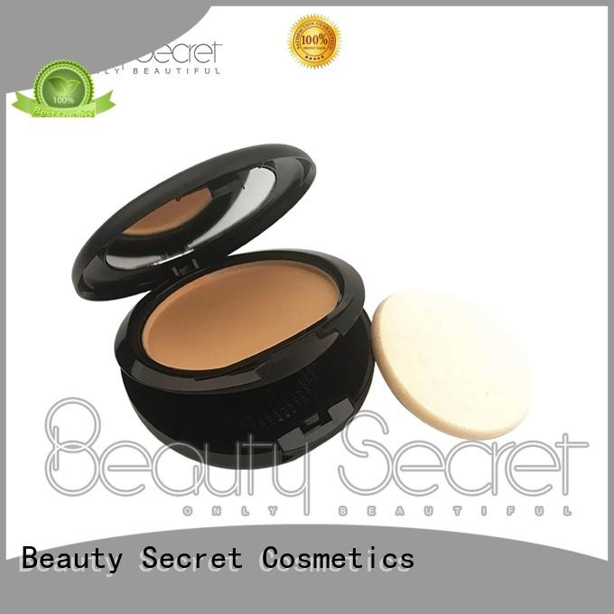 Wholesale foundation good coverage foundation Beauty Secret Cosmetics Brand