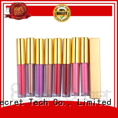 Beauty Secret Cosmetics custom lipstick custom pencil for ladies