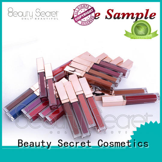 fast delivery liquid lipstick private label for sale