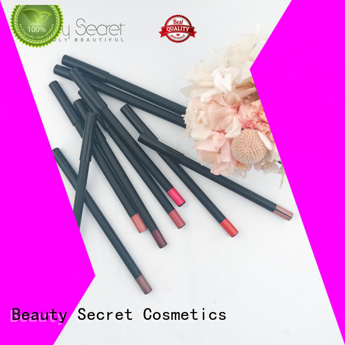 quality tube lipstick perfect Beauty Secret Cosmetics company