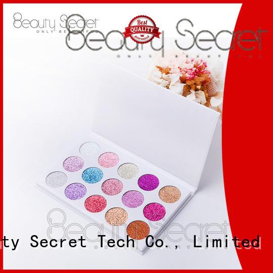 Beauty Secret Cosmetics Brand free cheap eyeshadow palette eye factory