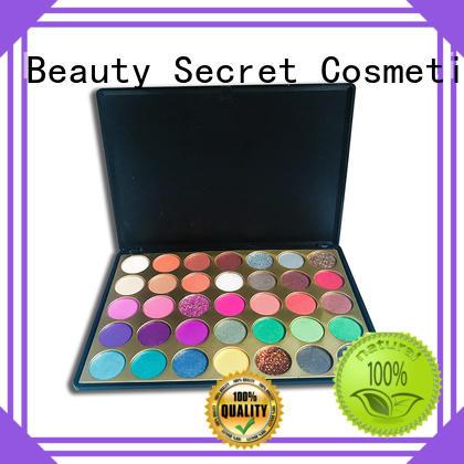 Beauty Secret Cosmetics latest good cheap eyeshadow palettes for ladies